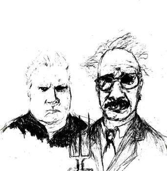 Doctor Forrester and TV's Frank by Grueler