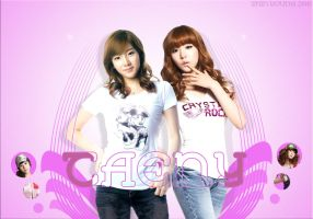 TaeNy Wallpaper Ver1 by ExoticGeneration21