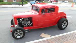 Deuce Coupe by hankypanky68