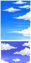 Sky [SAI+PhotoScape] by WinnieKey777