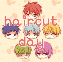 knb: haircut day by califlair