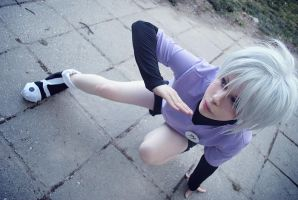 HUNTER x HUNTER : Killua by berylrion