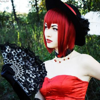 Madame Red Cosplay by Vavalika