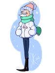 Winter Pearl by TurtleCavez