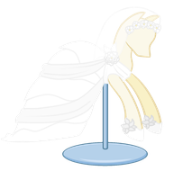 [Fashion Show] Theme - Bride (pure/white) by HeartRoyali