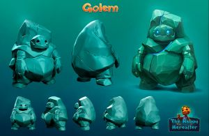 Golem by Boris-Dyatlov