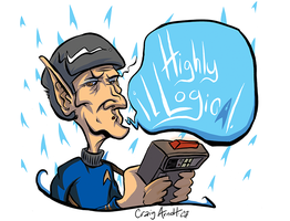 Highly Illogical by CraigArndt