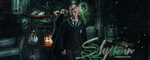 Slytherin Common Room Signature by VaLeNtInE-DeViAnT