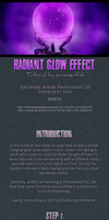 Radiant Glow Effect (tutorial) by zummerfish