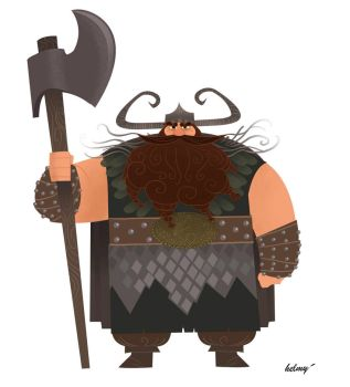 stoick the vast by helmy1