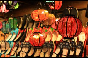 Chinese Lantern by the-universal-mind