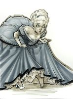 Cinderella by AdamWithers
