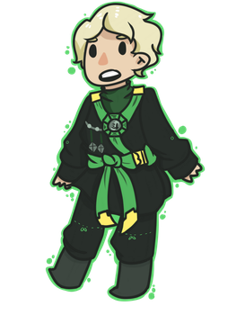 Lloyd Garmadon Sticker by neonjays