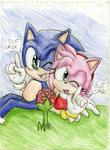 Sonamy:Smile by heitor-jedi