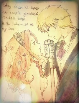 A song for my wife  by elyrosas