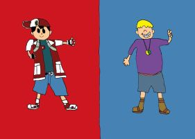 Pokemon: Earthbound Version by Red-Supernova64