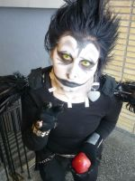 Ryuk Cosplay! by DragonTina