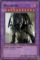 Predalien card by Nobodylord