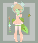 Adopt: Nurse Frog [CLOSED] by pastelxtentacles