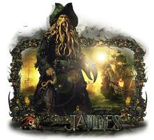 Davy Jones by DynamiT-Cpa