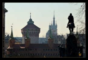 Symbols Of My City - Cracow by skarzynscy