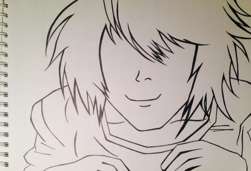 L from Deathnote by 2846mn