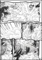 Godzilla vs. Gamera - Page 24 by kaijukid