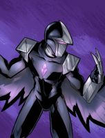 Darkhawk by facelesscow
