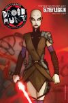 ASAJJ VENTRESS 501st Droid Hunt badge art by grantgoboom