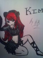 For My friend Kim by BebeKimichi