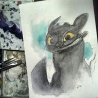 Toothless Wc by adventuresofp2