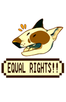 Equal-rights by Klementiner