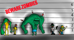 Zombies!! by Montiessor