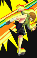 Chie by honey-tree