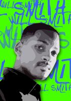 Will Smith vectored by silifulz