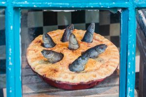 Eel pie by speedofmyshutter
