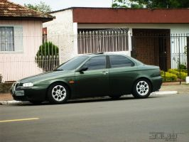 Alfa Romeo 156 by Dragon-Design