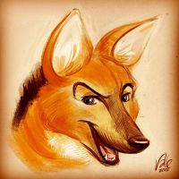 Fox by Fabvalle