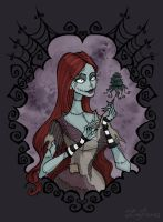 Sally by IrenHorrors