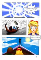 Sailor Moon: Evolution. Act 1, page 7. by LordMars