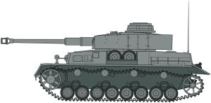Imp344's Panzer 4 Ausf.H by billy2345