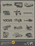 icon and logo stock by oxidizzy