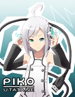 VOCALOID2: Piko Utatane by asterkun