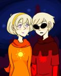 mumbling derse babies by AbsolutelyGlorious