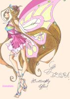 Flora_Butterfly_Effect by DarkCrystalFairy