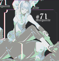 Marguerite by Sh1r1ey