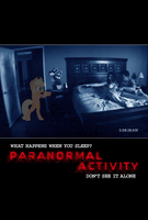 Paranormal Activity - Applejack by normanb88