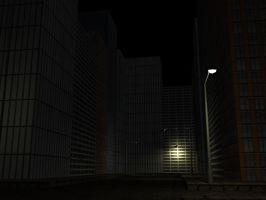 City Scape by WickedNinjaPresents