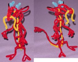Mushu pipey by floppybelly