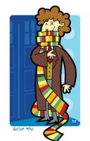 Doctorin' the Tardis by Montygog